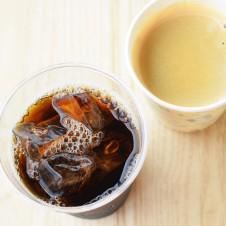 アイスコーヒー ホットコーヒー