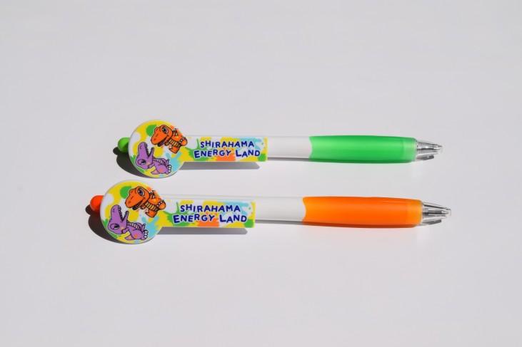 エネゴン&ワルゴンボールペン