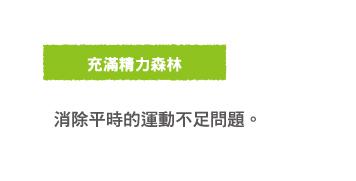 エネルギッシュの森中文