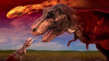 ジュラシックツアー Return To The Last Day ティラノサウルス親子